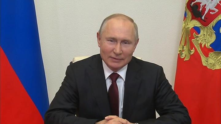 Путин обсудил с Совбезом вопросы безопасности Союзного государства