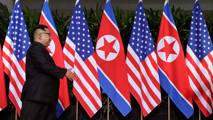 Байден заявил, что готов встретиться с Ким Чен Ыном на определенных условиях