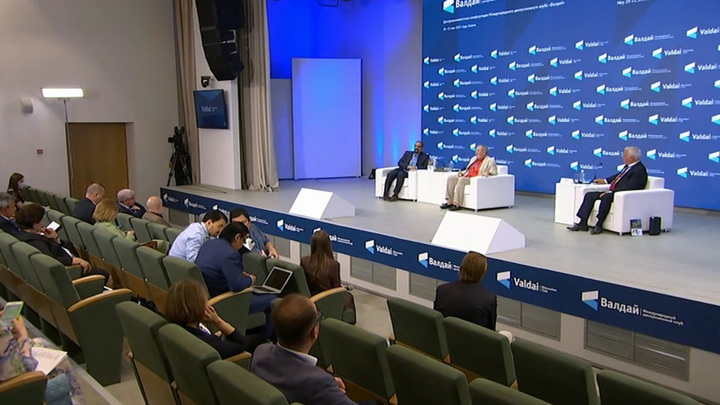 "Итоги форума ""Валдай"" в Казани: борьба с коронавирусом, энергетика и технологии"
