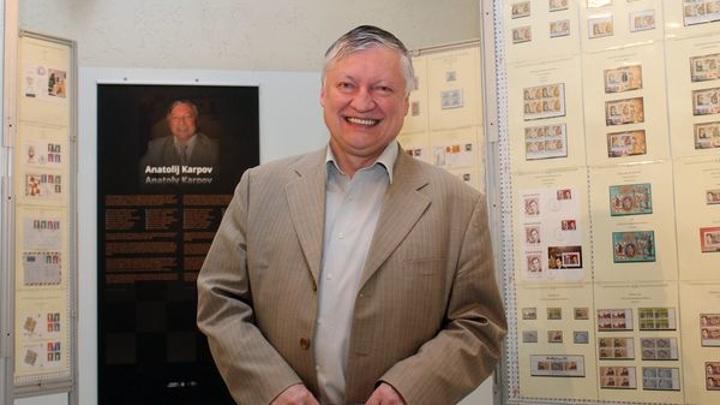Экс-чемпион мира по шахматам Карпов будет работать в Госдуме