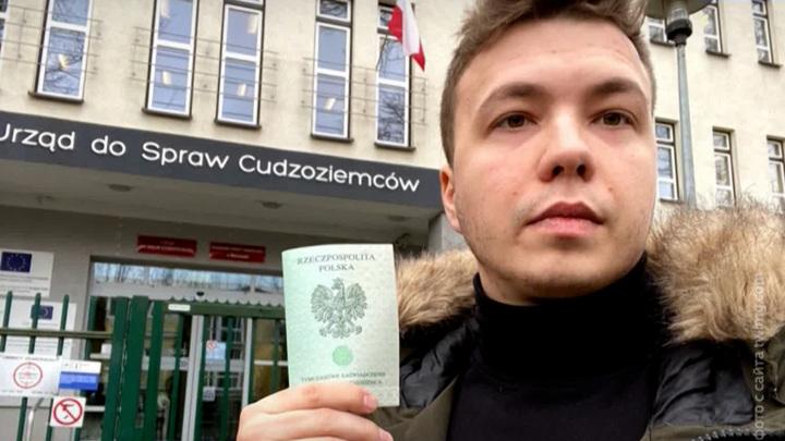КГБ: Протасевич дал показания о своих спонсорах и заказчиках