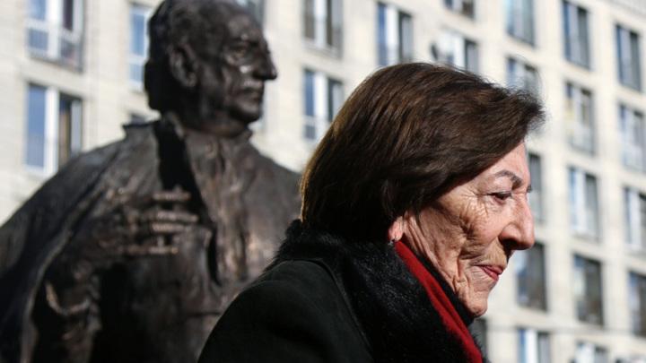 95 лет со дня рождения Натэллы Товстоноговой
