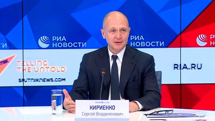 Кириенко: полномочия Роскомнадзора будут расширяться