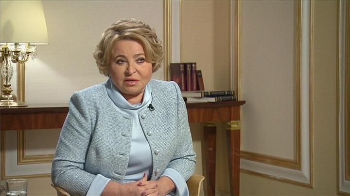 Матвиенко предложила свести природоохранные законы в Экологический кодекс