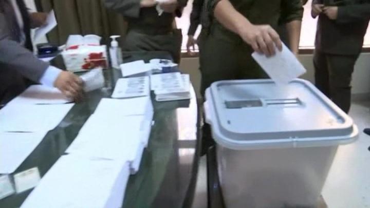 Башар Асад лидирует на президентских выборах в Сирии