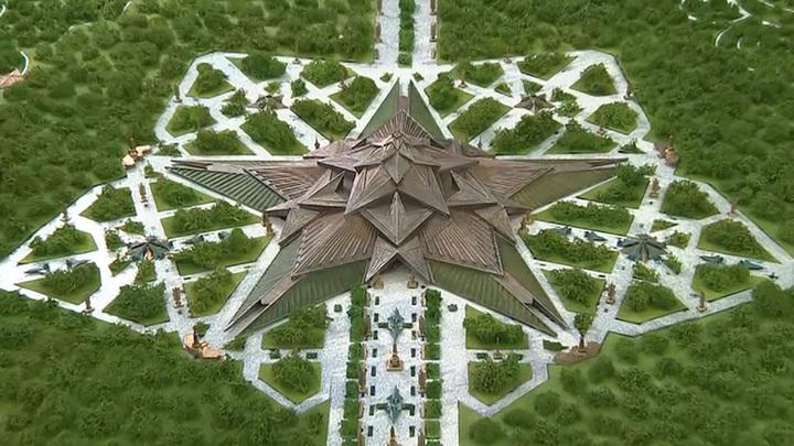 Новый музей Вооруженных сил: каким он будет