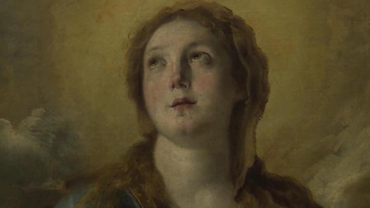 В Зимнем дворце разместилась новая галерея живописи европейских мастеров