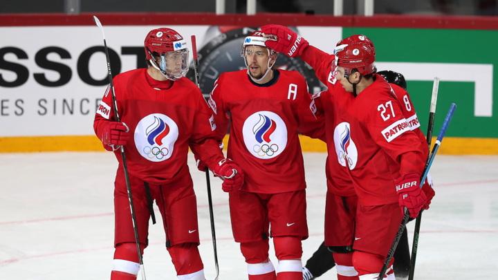 Российские хоккеисты встретятся с канадцами в плей-офф чемпионата мира