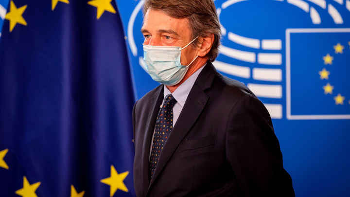 Председатель Европарламента призвал ужесточить cанкции против российских чиновников