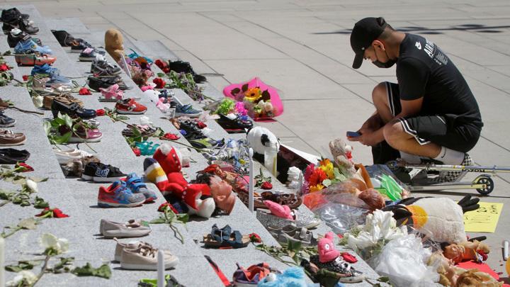 На территории канадской школы-интерната найдены останки 200 детей