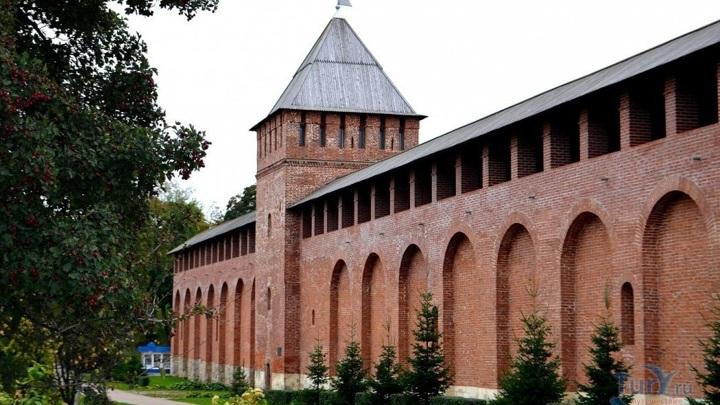 """В башне """"Моховая"""" планируют организовать экспозиции музея """"Смоленская крепость"""""""