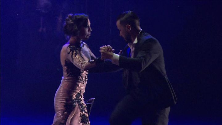 "На Чеховском фестивале представили постановку ""Танго после заката"""