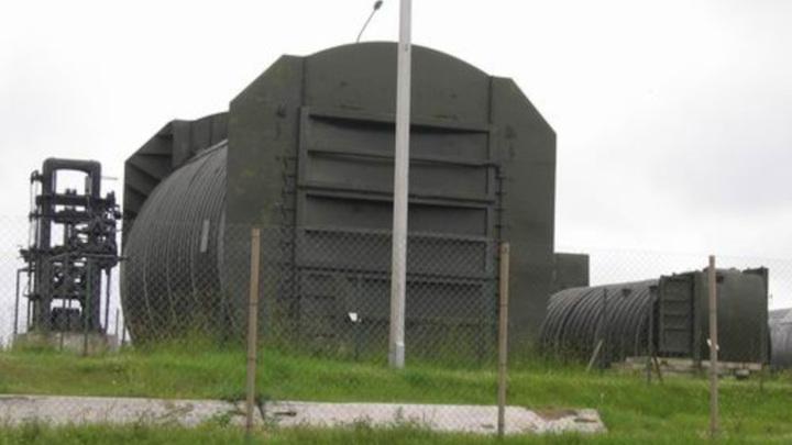 Под Питером бесследно исчезло 72-тонное военное укрепление
