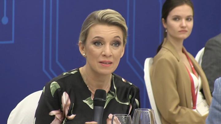 Захарова высказалась о правах СМИ-иноагентов в России