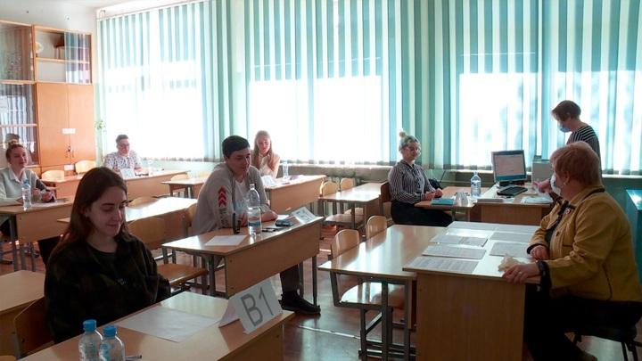 В России сдают ЕГЭ по профильной математике