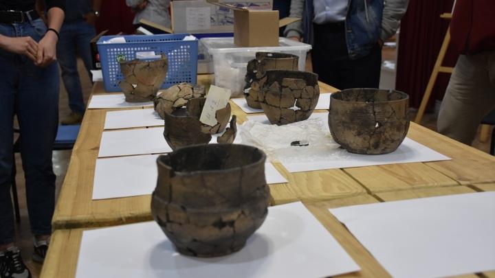 В Челябинской области нашли сокровища бронзового века