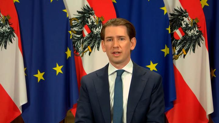 Австрия подтвердила расследование в отношении Курца по подозрению в коррупции