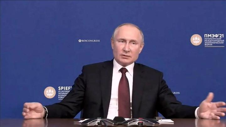 Путин: Россия есть, была и будет, с этим придется смириться