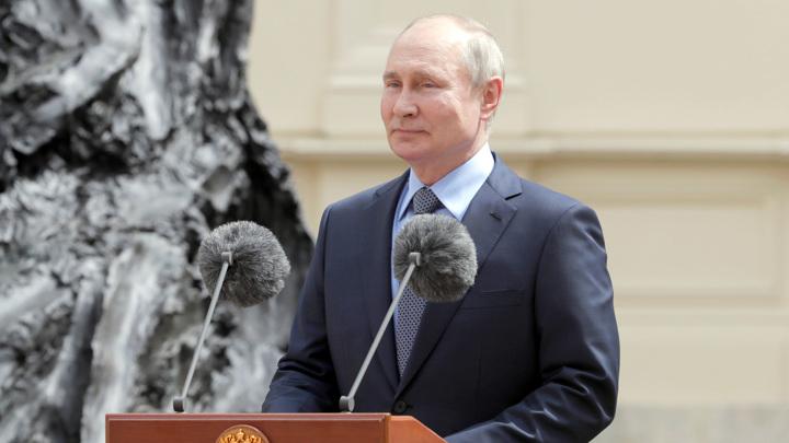 Путин анонсировал запуск современных просветительских проектов
