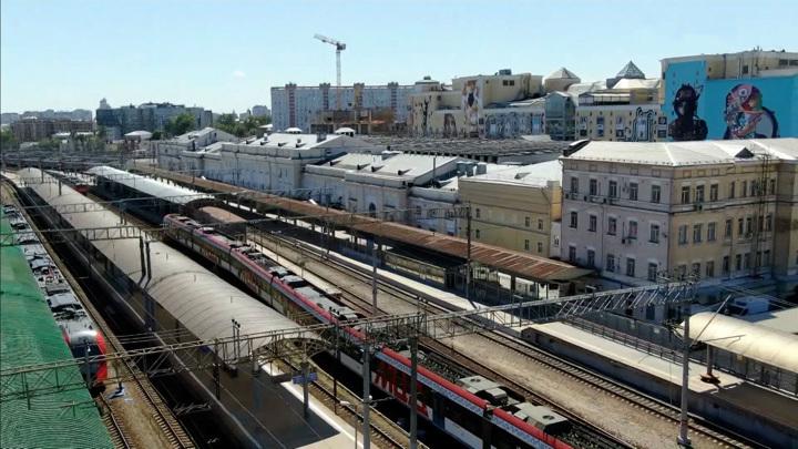 Курскому вокзалу — 125 лет