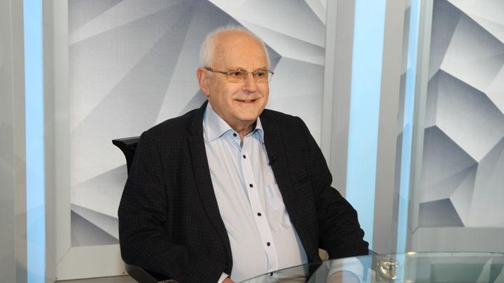 Алексей Бородин отмечает 80-летие