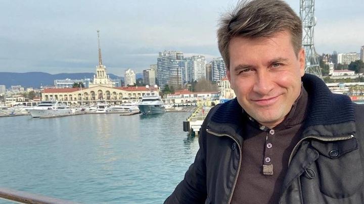 Артем Анчуков. Фото: instagram.com/artem_anchukov