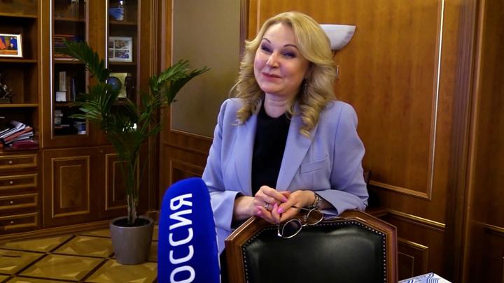 Голикова: детям расскажут о встрече с президентом