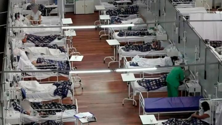 Китай представил миру вакцину в форме ингаляции