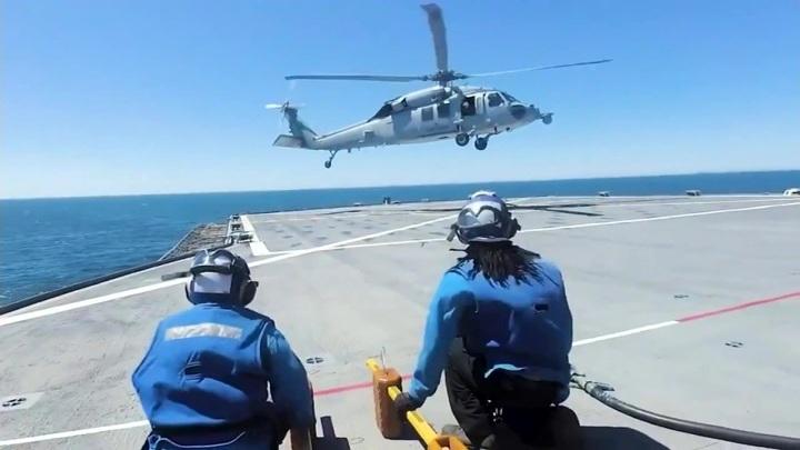 Россия предостерегла Пентагон и НАТО от проведения учений в Черном море