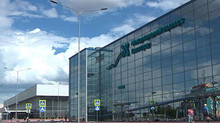 В аэропорту Волгограда зафиксирован рекордный пассажиропоток