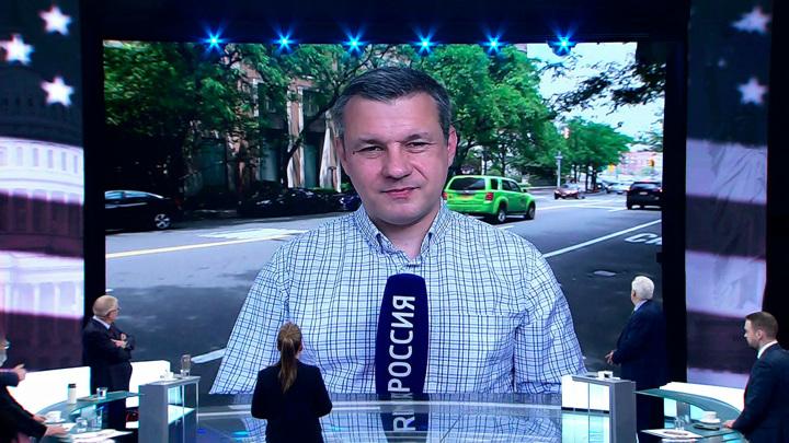 Шеф бюро ВГТРК: в США Зеленскому остается надеяться только на Трампа