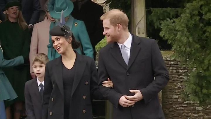 Двойное имя дочери: какие сигналы посылают принц Гарри и Маркл
