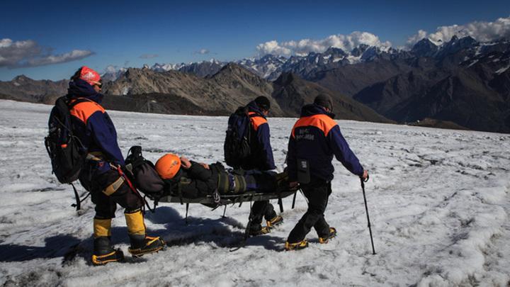 Спасенный на Эльбрусе альпинист оказался не из Самары