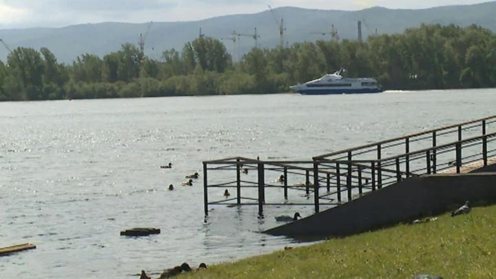 В Хакасии прогнозируют затопление дачных участков из-за подъема воды в Енисее