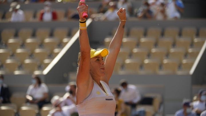 Павлюченкова пробилась в полуфинал Открытого чемпионата Франции