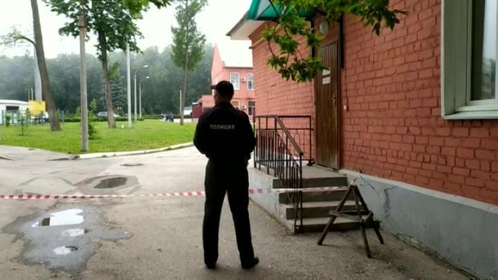Две медсестры пострадали во время пожара в больнице в Рязани