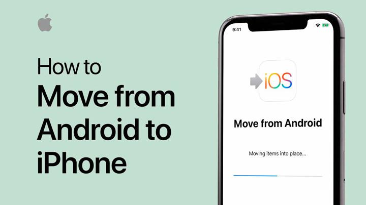Apple соблазняет владельцев Android удобной миграцией на iOS