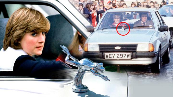 Автомобиль принцессы Дианы выставили на аукцион