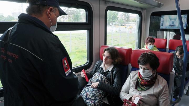 С начала масочно-перчаточного режима в Москве поймали 450 тысяч нарушителей