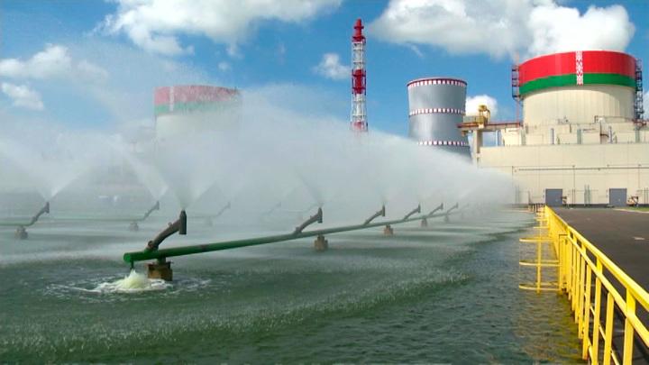 На БелАЭС начали предпусковую подготовку энергоблока №2
