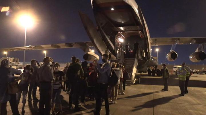 Российские спасатели вывезли из Газы более 100 граждан СНГ