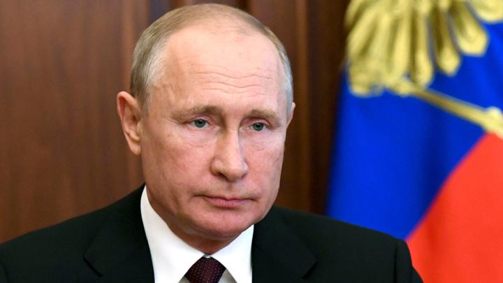 Путин подписал указ о дате выборов депутатов Госдумы