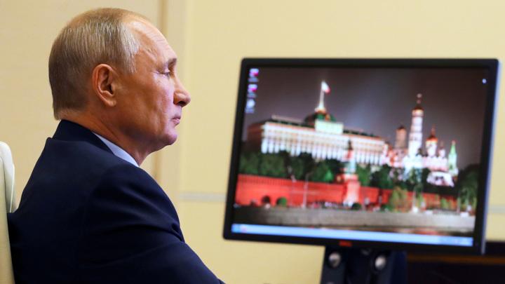 Владимир Путин готов участвовать в саммите G20 по видеосвязи