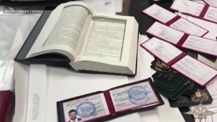 В столице задержаны лжеюристы: контору мошенников взяли штурмом