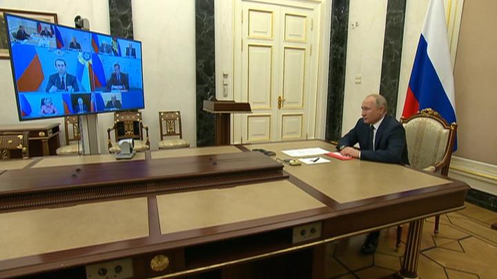 Президент обсудил с СБ безопасность на выборах