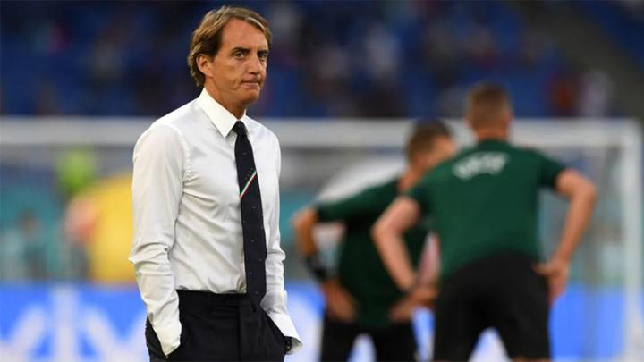 Роберто Манчини: до финала еще шесть матчей