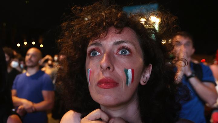 15 человек пострадали в Милане во время празднования победы сборной Италии на Евро-2020