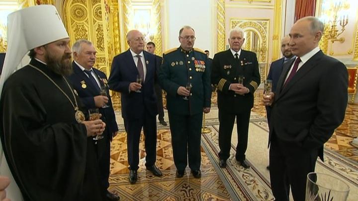Путин: российская наука ярко проявила свою мощь в 2020 году