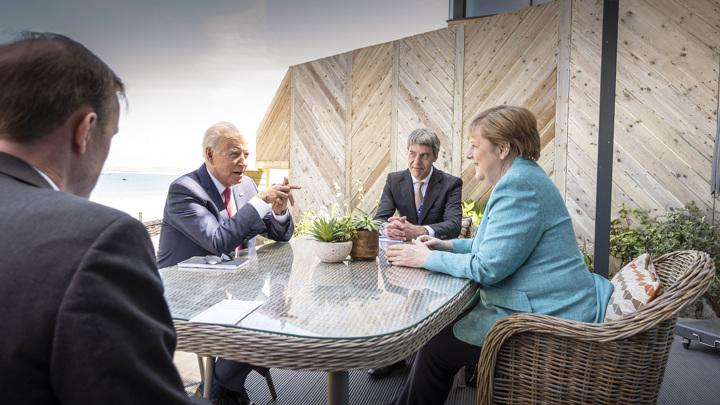 G7 договорилась о глобальной инициативе по противодействию Китаю