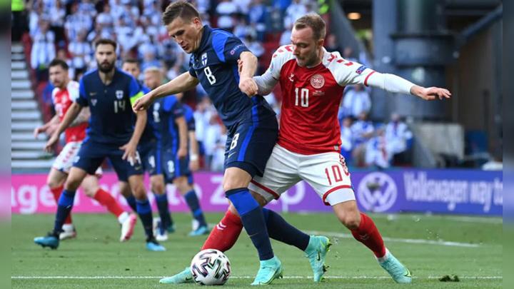 Футболисты Финляндии обыграли Данию без Эриксена